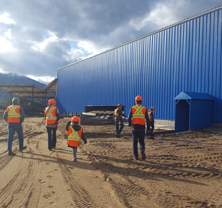 SNEAK PEEK inside the Valemount Community Forest's new mill