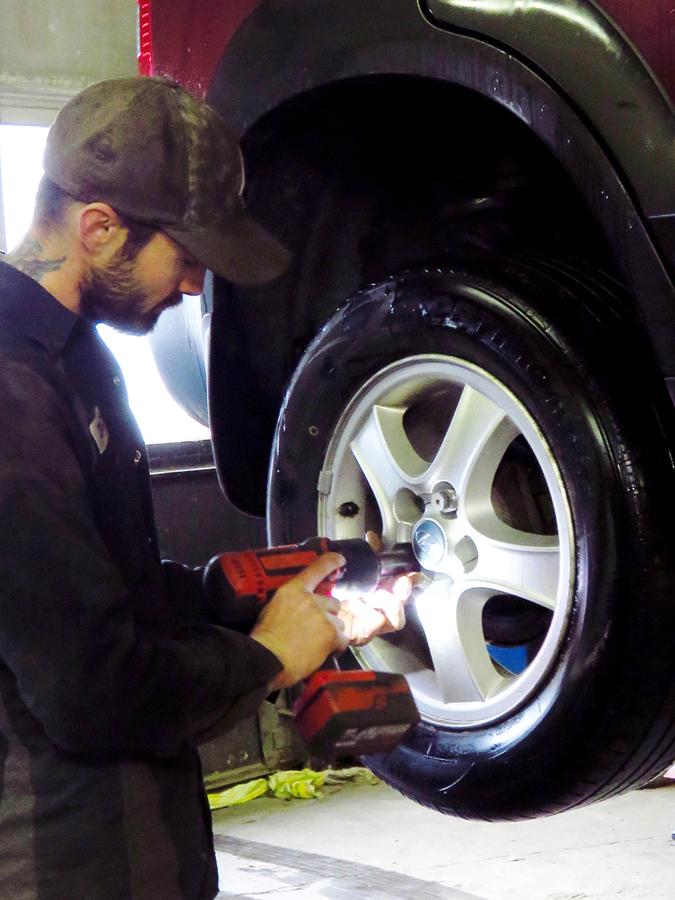 Local mechanic talks winter auto safety