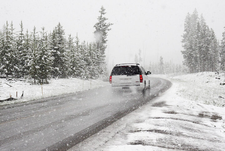 RCMP warn drivers to drive relative to conditions